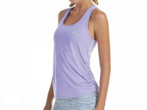 REGATA AG SKIN FIT LATERAL FRANZIDO LILAS TREND TAM M