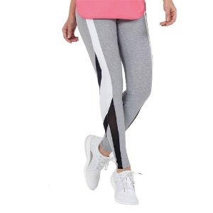 LEGGING AG CONNECT RECORTES MESCLA TAM M