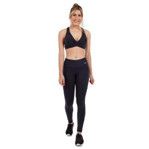 LEGGING SUPPLEX TERMO PRETO TAM G - ALTOGIRO
