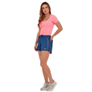 SHORTS MONTANA TECH DENIM DENIN TAM M - ALTOGIRO