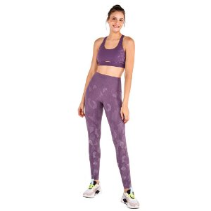 LEGGING EMANA MATRIX BOLSO COS ROXO PLUM - ALTOGIRO