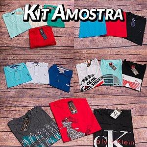 Kit Amostra - Variadas - Roupas no Atacado