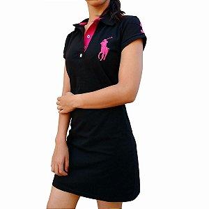 Vestido Polo Luxo Feminina - 1 UN Ralph Lauren - Roupas no Atacado