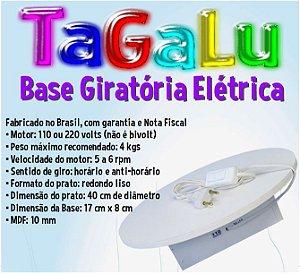 Base Giratória 40cm TaGaLu