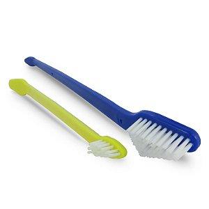 Escova Dental Dupla
