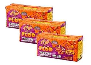 Tapete Higiênico Flop Para Cães - 90 Unidades - Kit com 3 Pacotes