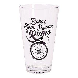 Copo Drink Beber sem Perder o Rumo 300ml