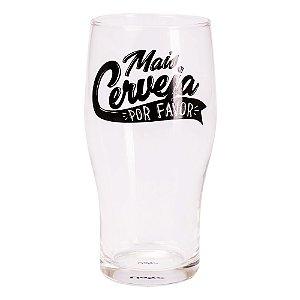 Copo Class Mais Cerveja por Favor 500ml