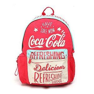 Mochila Notebook Coca-Cola Retrô