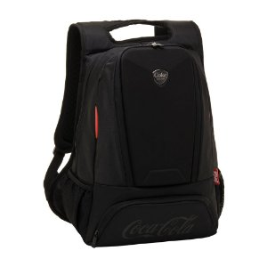 Mochila Masculina Para Notebook Coca-Cola Evolution