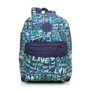 Mochila Escolar para Notebook Coca-Cola Love Life