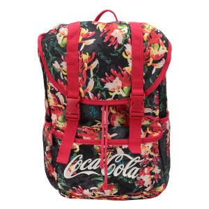 Mochila Feminina para Notebook Coca-Cola Liberty