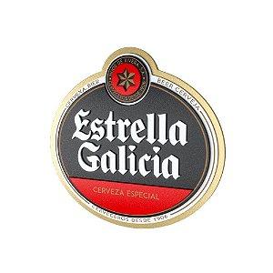 Quadro Decorativo Cerveja Estrella Galicia