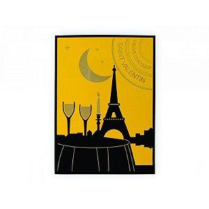 Quadro Decorativo Veuve Clicquot Paris