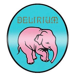 Placa Decorativa Alto Relevo Laqueada Cerveja Delirium