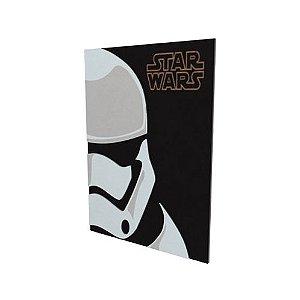 Quadro Decorativo MDF Alto Relevo Star Wars Stormtroopers