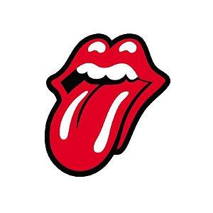 Placa Decorativa MDF Alto Relevo Laqueada Rolling Stones