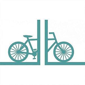 Suporte Aparador de Livros MDF Bicicleta