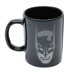 Mini Caneca Geek DC Comics Batman Dark Face 135ml