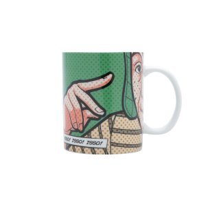 Caneca Personalizada de Porcelana Chaves 330ml