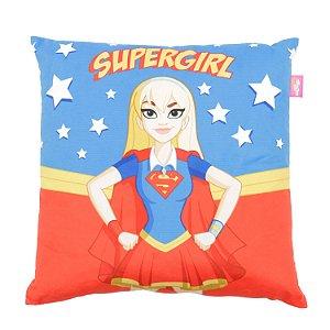 Capa de Almofada DC Comics Supergirl 45x45cm