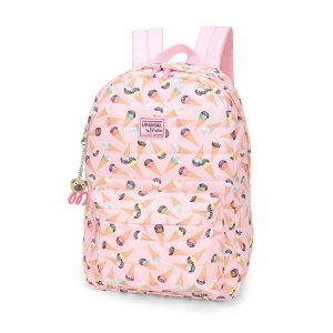 Mochila Escolar Notebook Up4you Maisa Sorvete