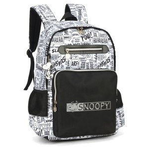 Mochila Feminina Notebook Snoopy Comics