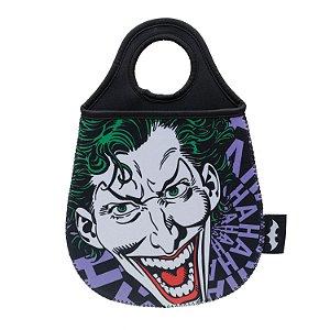 Lixeirinha para Carro Neoprene DC Comics Joker Face