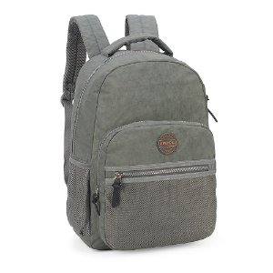 Mochila Masculina Notebook Up4you Original Cinza