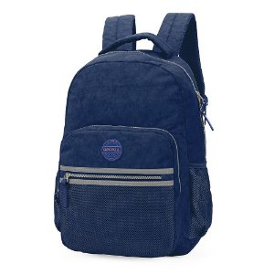Mochila Masculina Notebook Up4you Original Azul