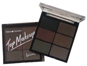 Paleta de Sombras Top Makeup L1036 - A
