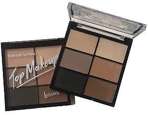 Paleta de Sombras Top Makeup L1036 - B
