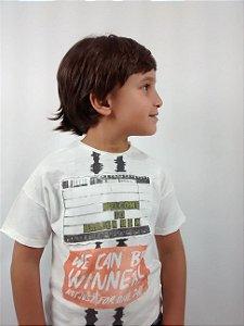 Camiseta Zara Boys Welcome To Harlem USA