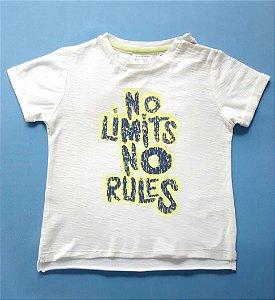 Camiseta Importada Zara Baby Boys No Limits