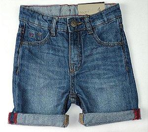 Bermuda Infantil Jeans Zara