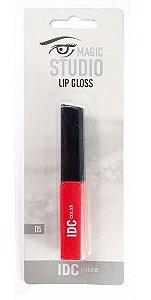 Lip gloss importado IDC color