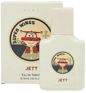 Perfume Infantil Super Wings Jett Zara