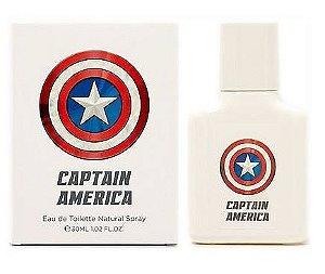 Perfume Infantil Capitão América Zara