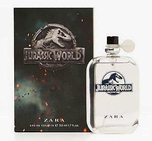 Perfume Infantil Zara Jurassic World