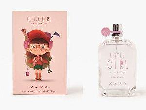 Perfume Infantil Zara Little Girl Escoteira