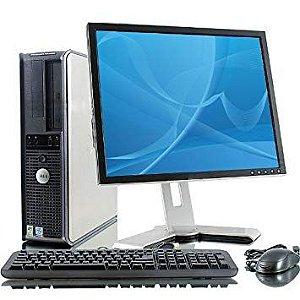 Dell Optiplex Core 2 Duo 3.0 GHz 4 Gb Ram hd 320 Gb - SEMI NOVO