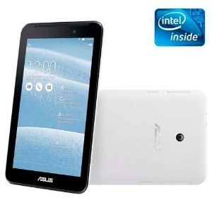"Tablet Asus Fonepad 7, Dual-Chip, 8Gb, Tela de 7"", Wi-Fi, 3G e Android 4.3 - Preto"