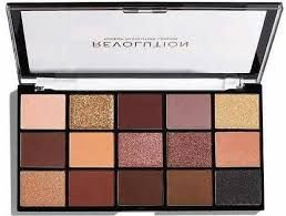 Paleta de sombras Re-Loaded Velvet Rose - Revolution