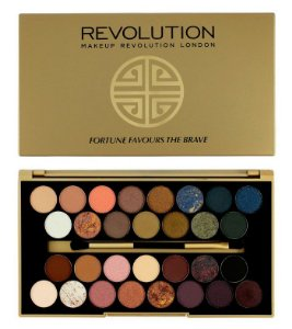 Paleta de Sombras Fortune Favours The Brave - Revolution