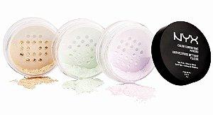 Nyx Color Correcting Powder Lavanda