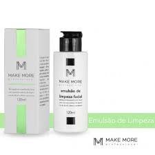Emulsão de Limpeza Facial- Make More