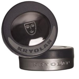 Cake Eye Liner-Black-Kryolan