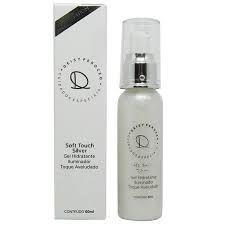 Silver Touch- Gel hidratante com partículas peroladas- Deisy Perozzo