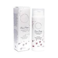 Hidratante Facial luminoso Rose Pearls-Deisy Perozzo