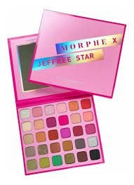 PALETA DE SOMBRAS THE JEFFREE STAR X MORPHE - MORPHE